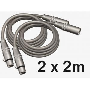 LINN  SILVER BALANCED INTERCONNECT CABLE